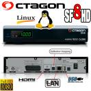 OCTAGON SF-8 HD SAT E2-OS (xp 1000s) Receiver Linux