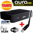 Aura HD International russische Sender ohne ABO + Wifi Stick